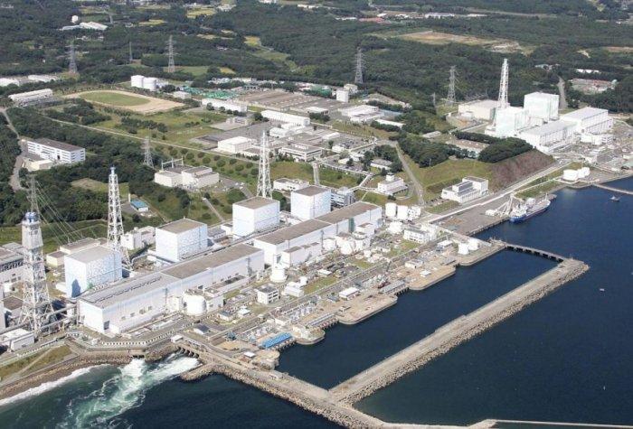 The Fukushima Dai'ichi Nuclear Power Plant in northeastern Japan.
