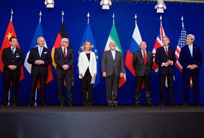 Negotiations About Future of Iran's Nuclear Program