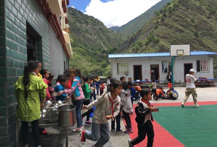 TibetanSchoolKids