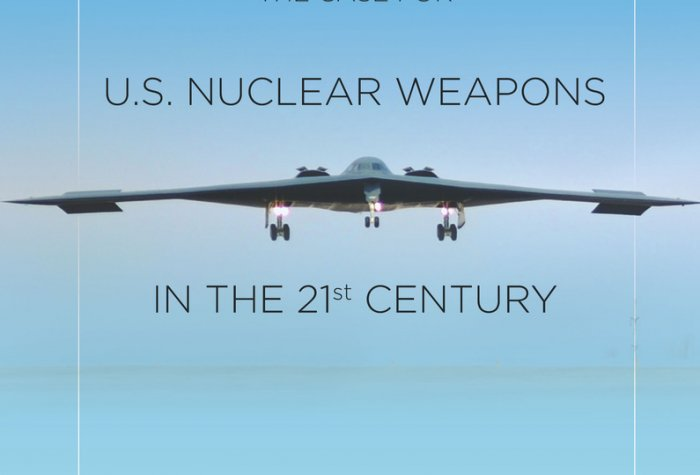The Case for Nuclear Weapons in the 21st Century