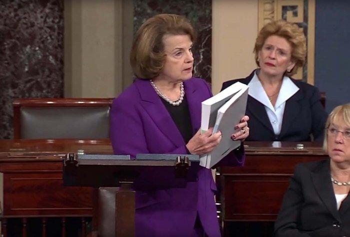 dianne feinstein senate cia report 12 09 14