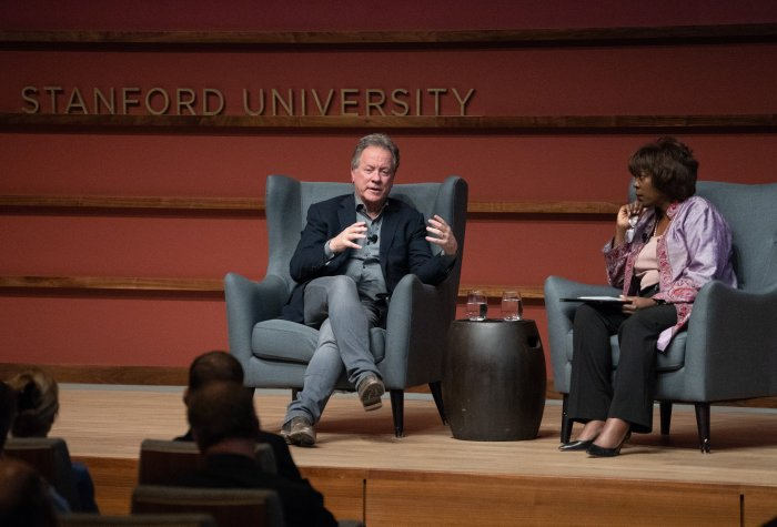 David Beasley at Stanford Oct. 1, 2019