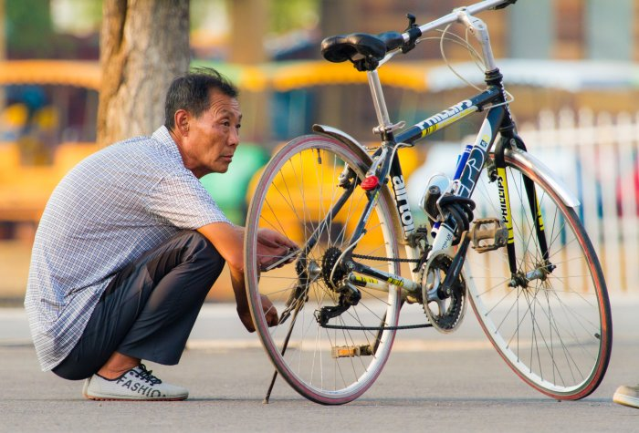 flickr see ming lee senior bike dongbei china