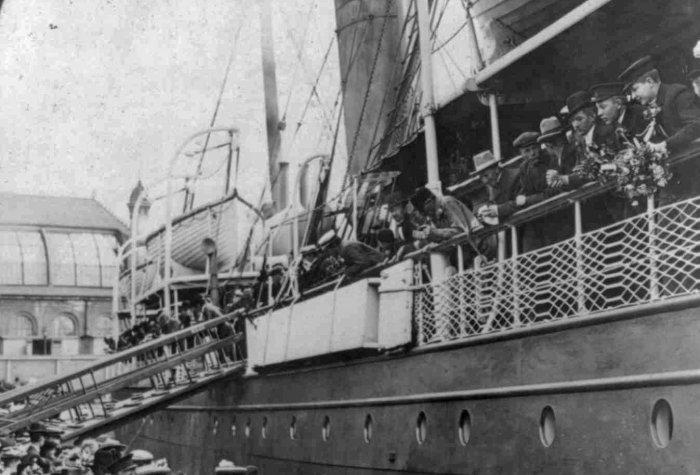 Emigrants Norway image