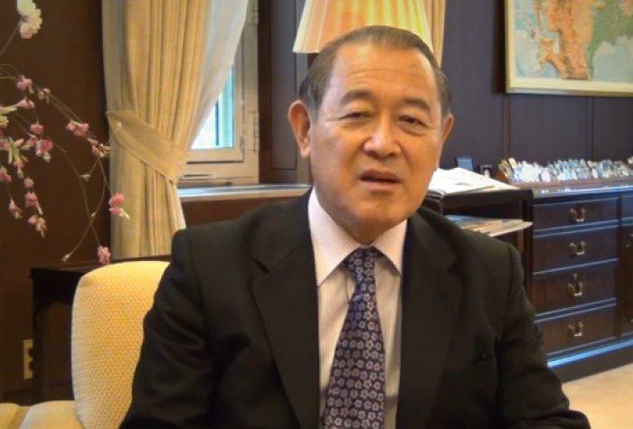 Ambassador Fujisaki