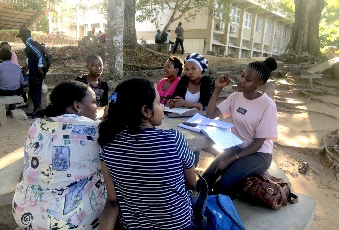 Practicum Tanzania Sneha