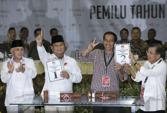 indonesia elections reuters