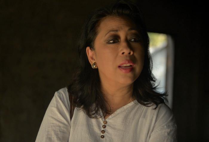"Khatharya Um in the documentary film ""My Cambodia"""