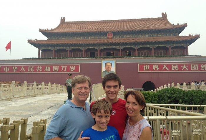 mcfaul family