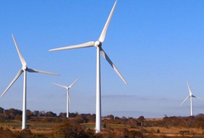 Fukushima wind power LOGO