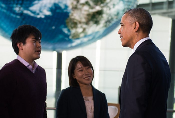Obama Asia April2013 Japan logo