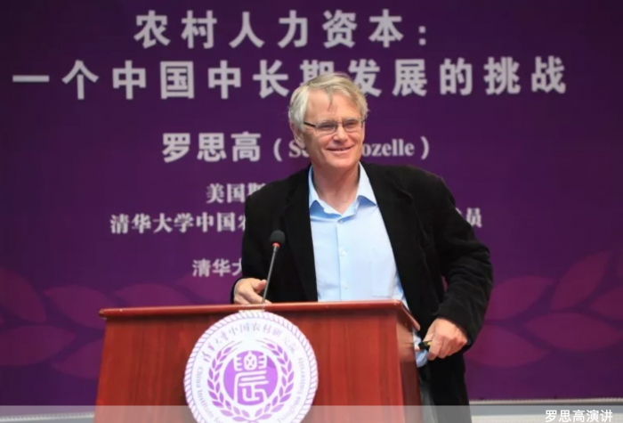rozelle at tsinghua april 2019