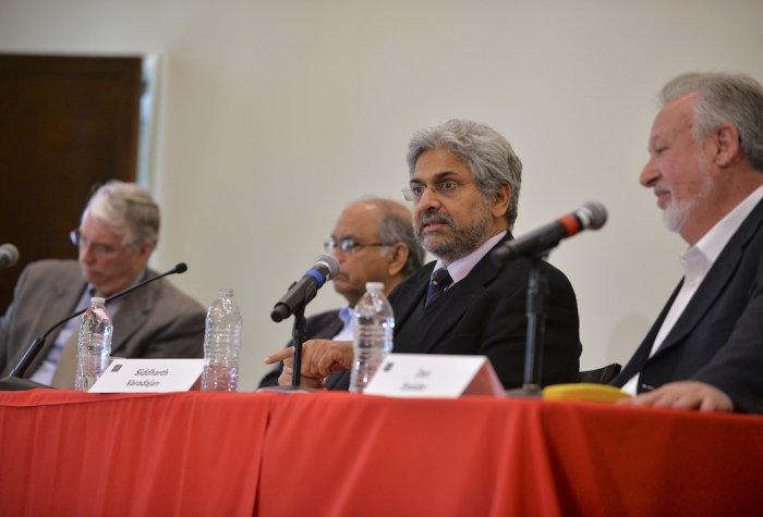 2017 Shorentein Journalism Award Panel