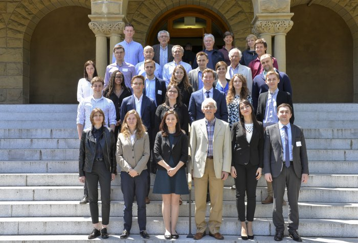 Stanford and Russian young nuclear experts gathered for a forum at CISAC in May 2018.