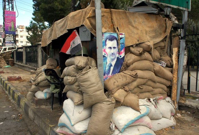 syria bags