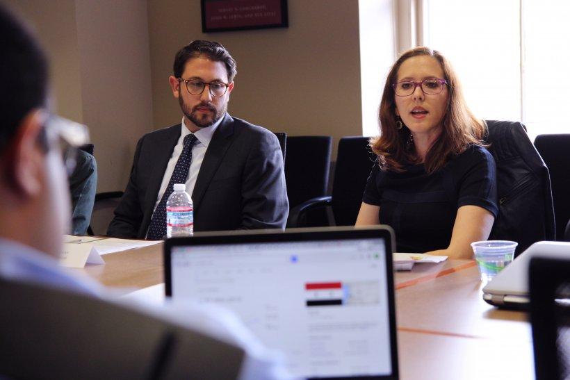 Morgan Kaplan and Kate Cronin-Furman
