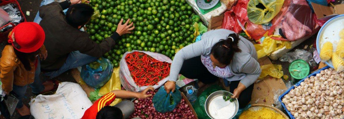 vietnam food market