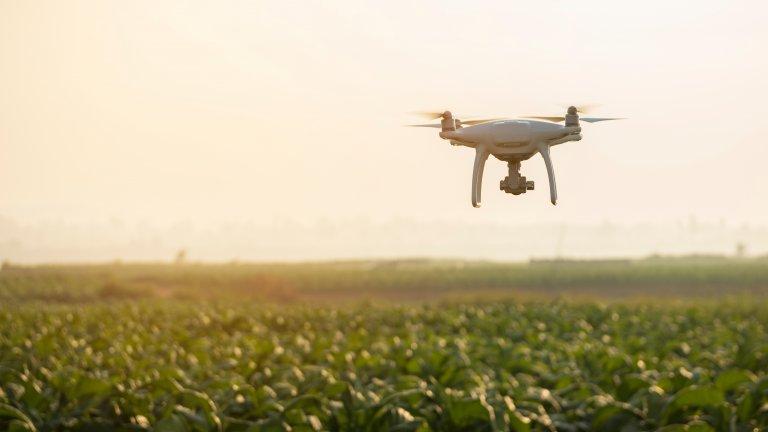 environment drone