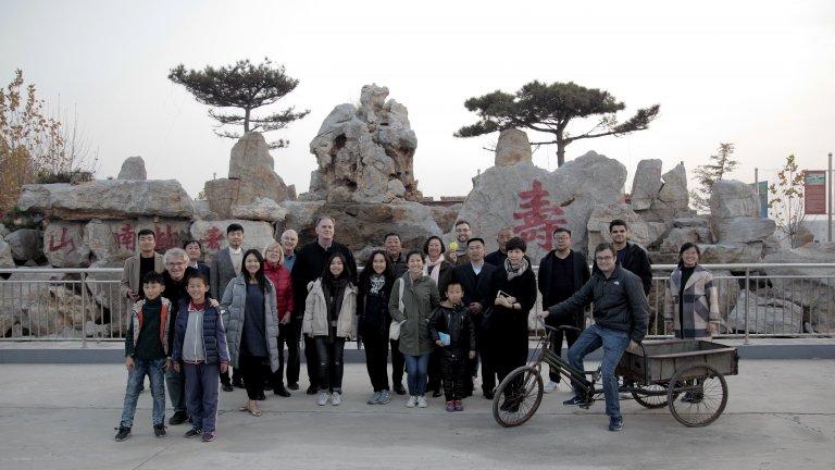 Shangdong trip