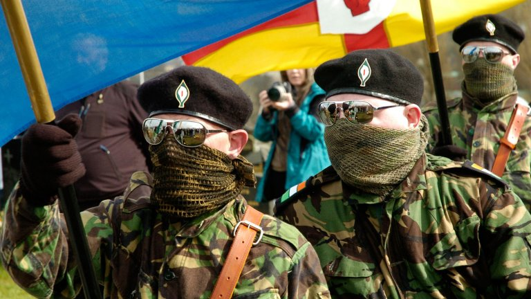 members commemoration ceremony easter rising real irish 2010