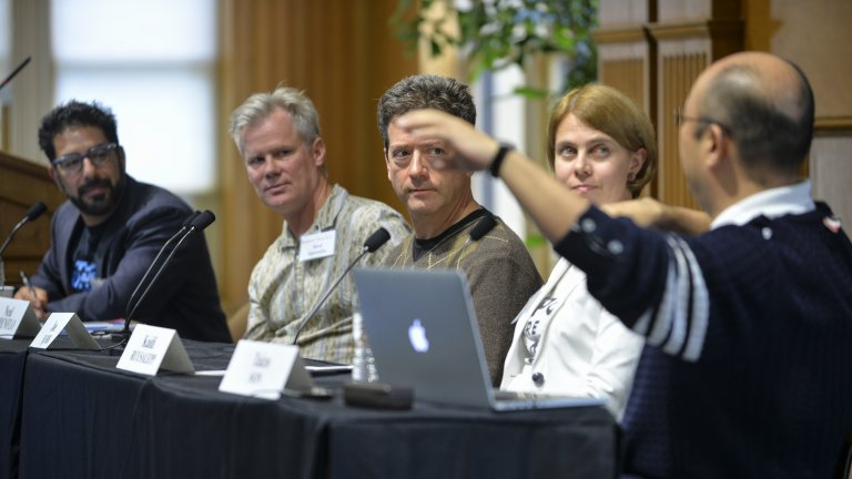 Panelists at the Human Autonomy in the Age of Automation Conference