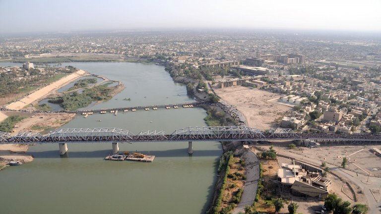 sarifiyah bridge baghdad iraq