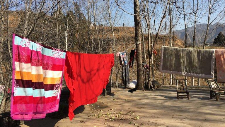 China rural life
