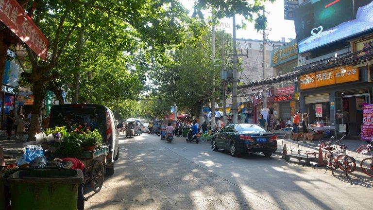 China Market Street