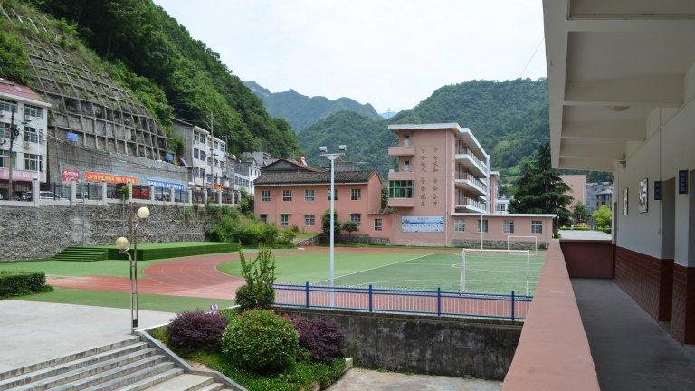 Baxian Village High School China