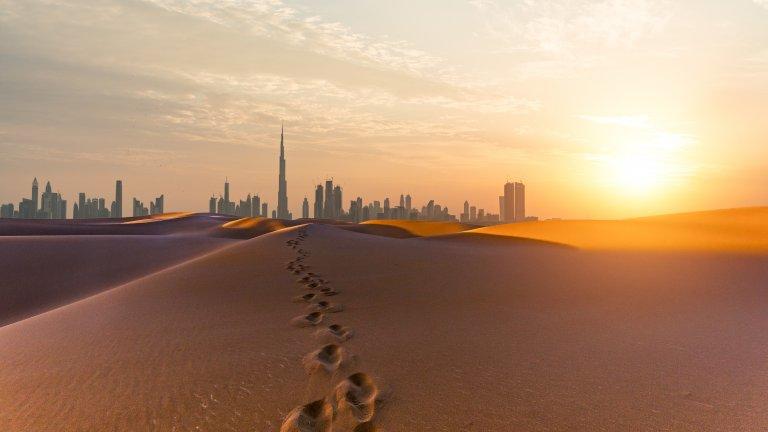 Dubai/Getty Images