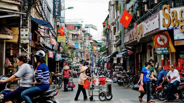 FSI | Student Programs - The Asia Foundation, Vietnam