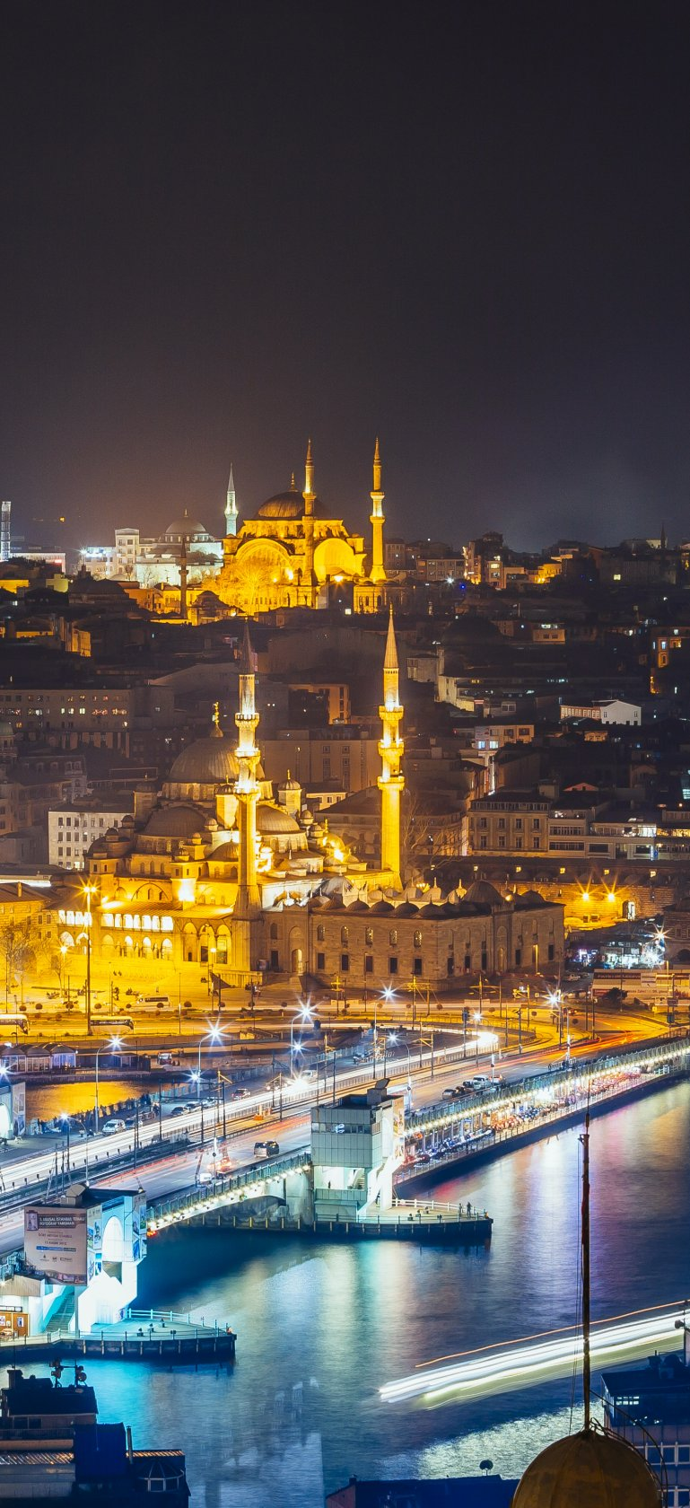 Istanbul, Turkey/Getty Images