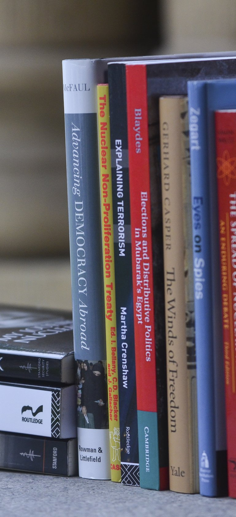 Stack of FSI publications