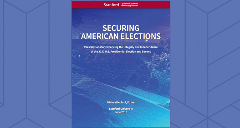 securing elections paper cover