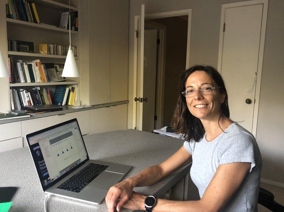 Stanford's Ivana Marić is a Rosenkranz Prize winner.