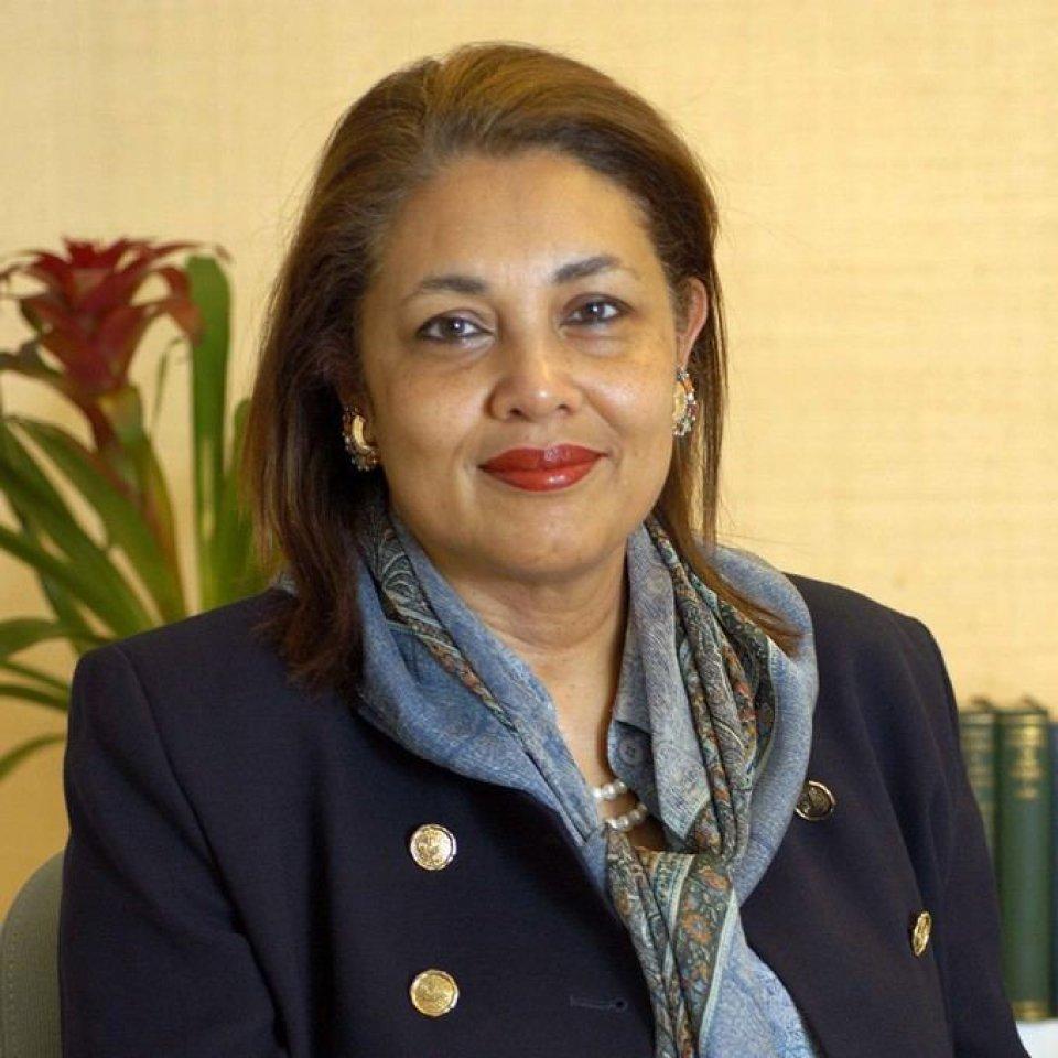 Ambassador Shirin Tahir-Kheli