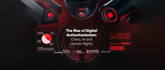 The rise of digital authoritarianism banner advertisement