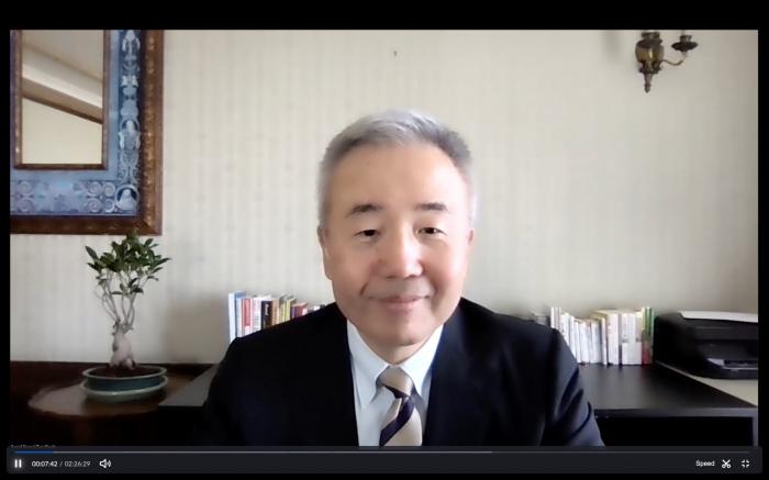 Photo of Consul General Toru Maeda