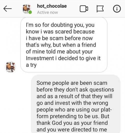 Scammer whatsapp romance How to