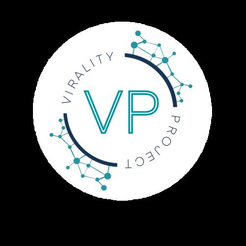 virality project logo
