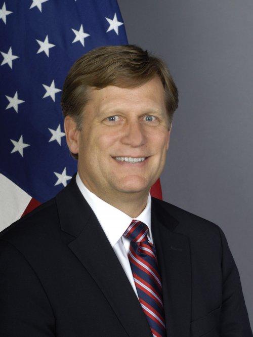 Headshot of Michael McFaul - 3x4