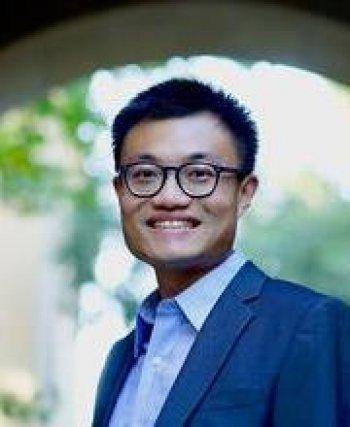 Headshot of Dr. David Yang
