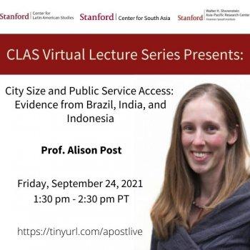 Professor Alison Post