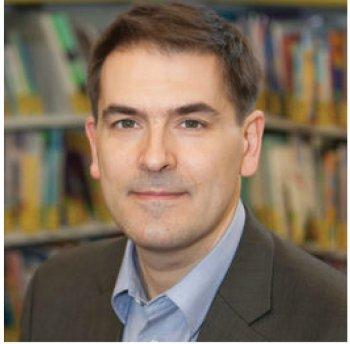 Headshot of Kevin Deegan-Krause, Associate Professor of Political Science at Wayne State University.