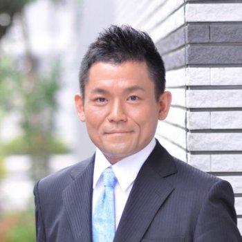 Harukata Takenaka Headshot
