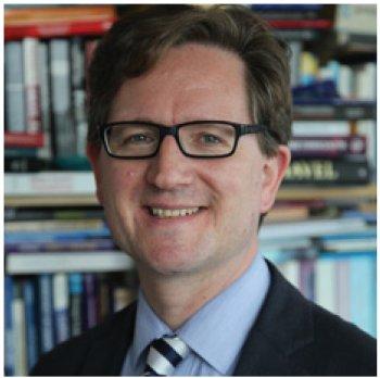 Headshot of Tim Haughton, Sr. Assoc. Prof. of European Politics, Univ. of Birmingham