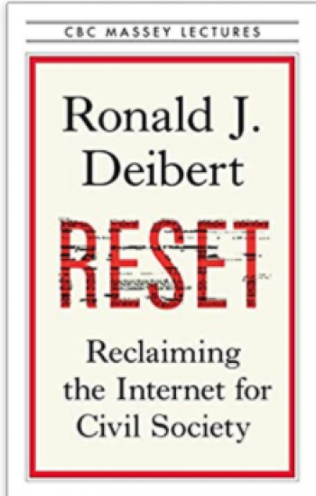 Reset: Reclaiming the Internet for Civil Society book cover