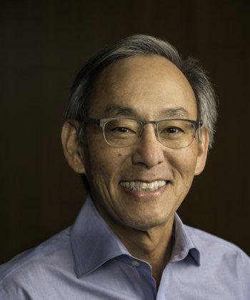 Headshot of Dr. Steven Chu