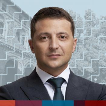 Volodymyr Zelensky, President of Ukraine