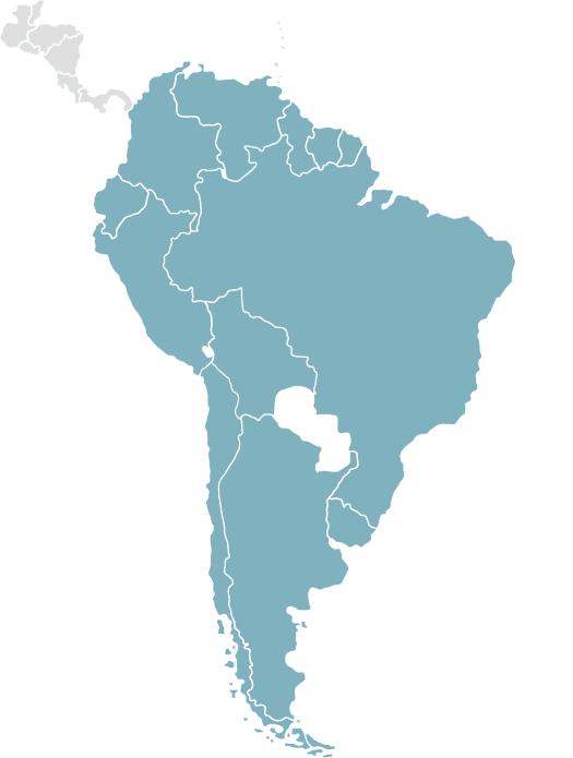 topic region central america